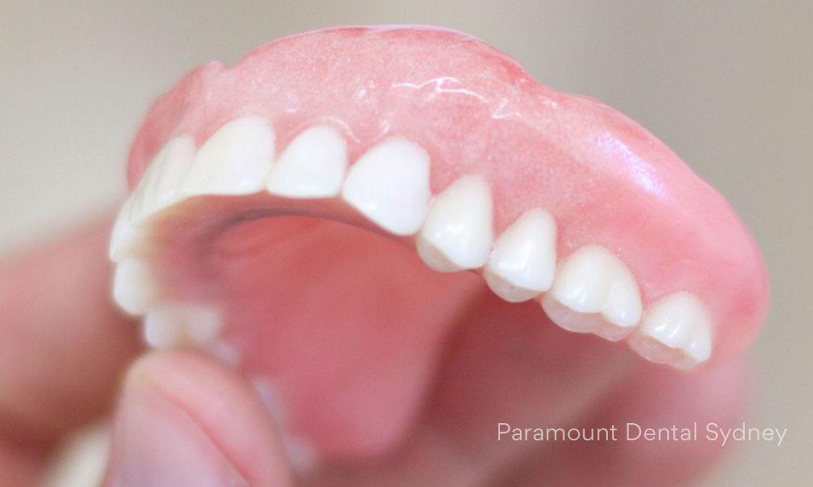 Dentures - →