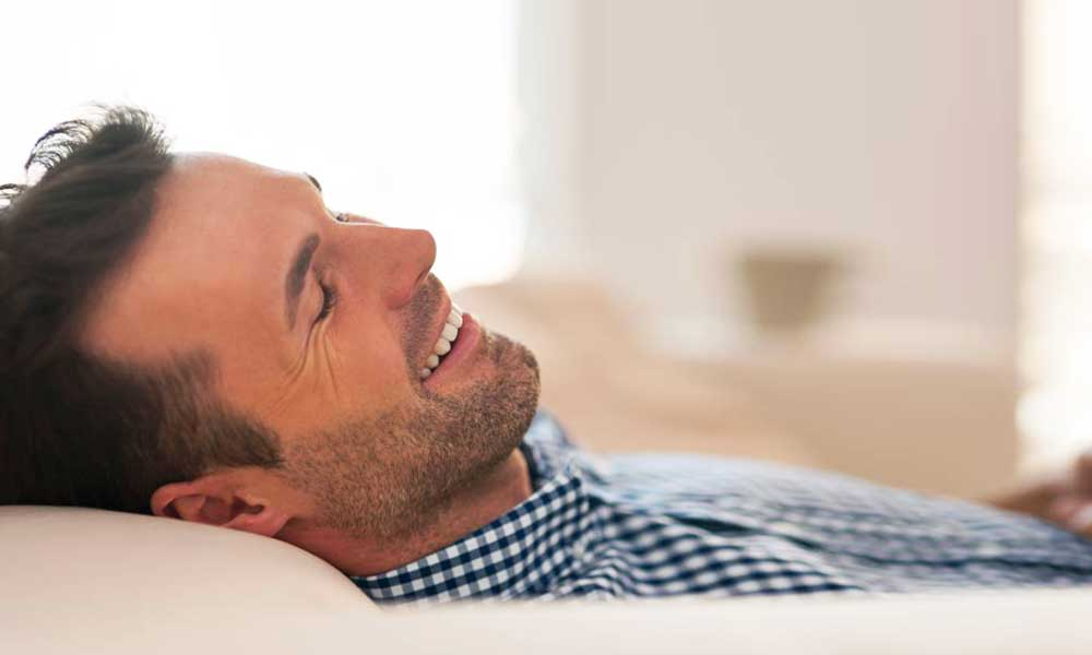 Sedation Therapy (Anxious Patients) - Relieve the stresses you feel with coming to the dentist with sedation therapy→