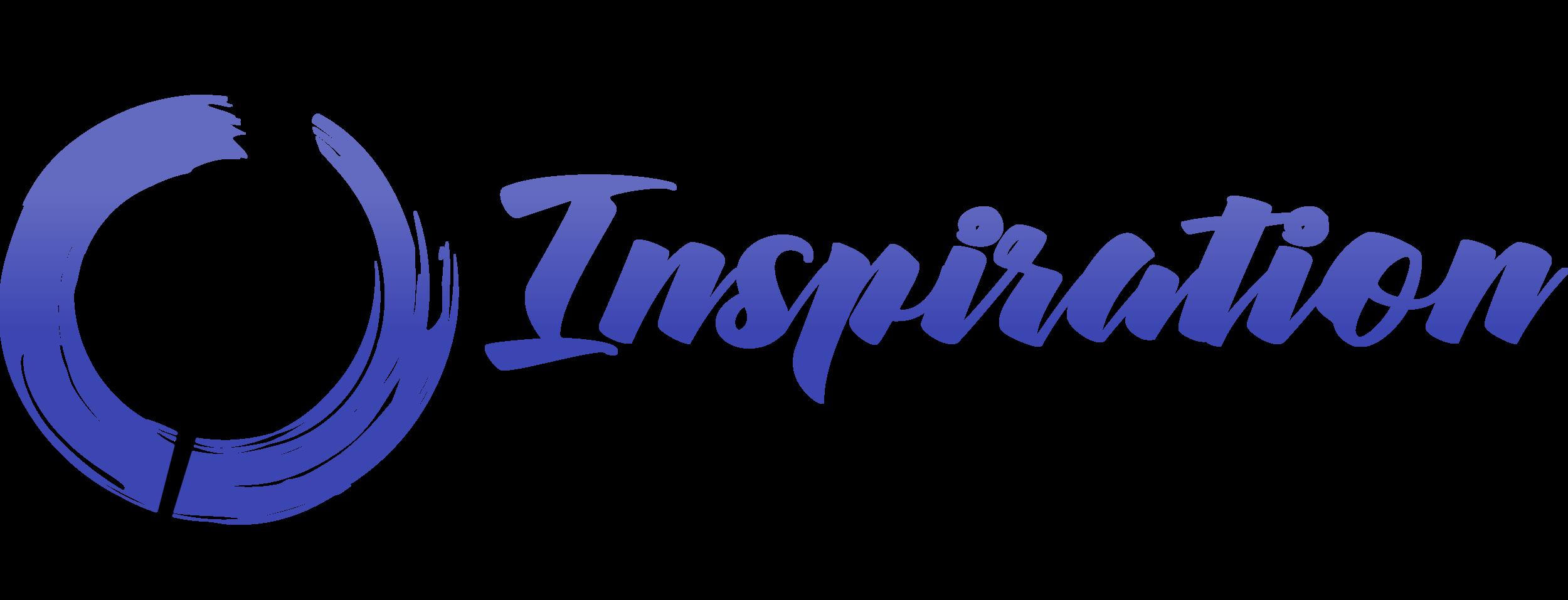 Inspiration Orlando Logo (PNG) - Fonts Used: Gineva and Raleway