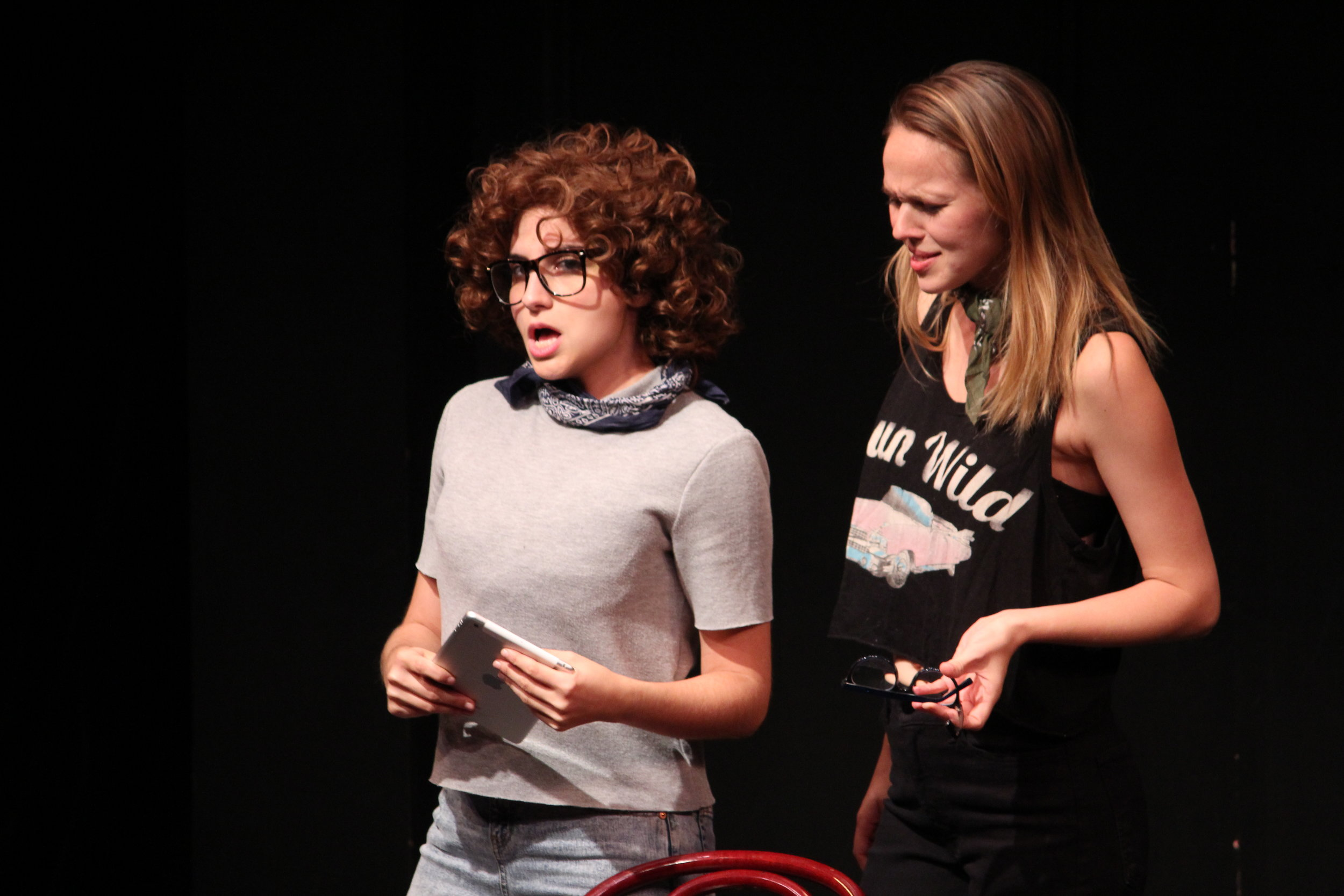 'Yes She Cannes!' at Upright Citizens Brigade Theatre, Hell's Kitchen Written & Performed by Jackie Abbott & Ellen Haun