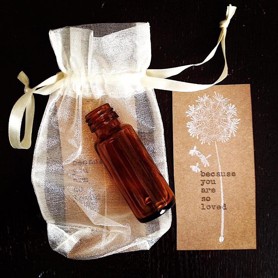 wedding favor, bottle and bag.jpg
