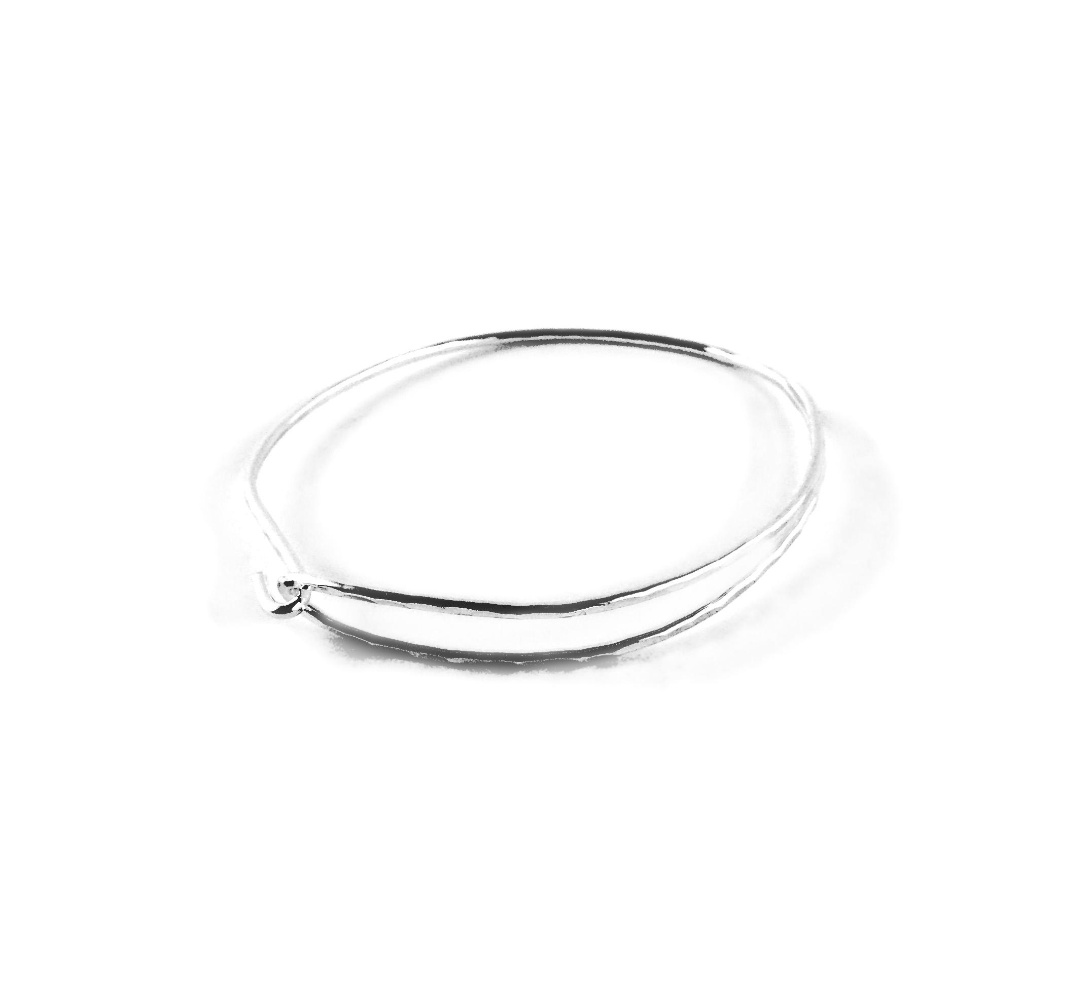 Sterling silver Divine Bracelet.