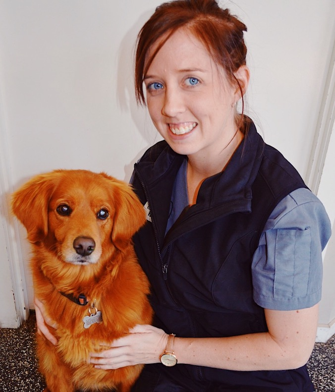 """ALYCE TOPPING - Senior Veterinary NurseAlyce started Veterinary Nursing in 2004, so she has extensive knowledge in relation to pet health and care. Alyce has an 8 year old Cat called """"Bacardi"""