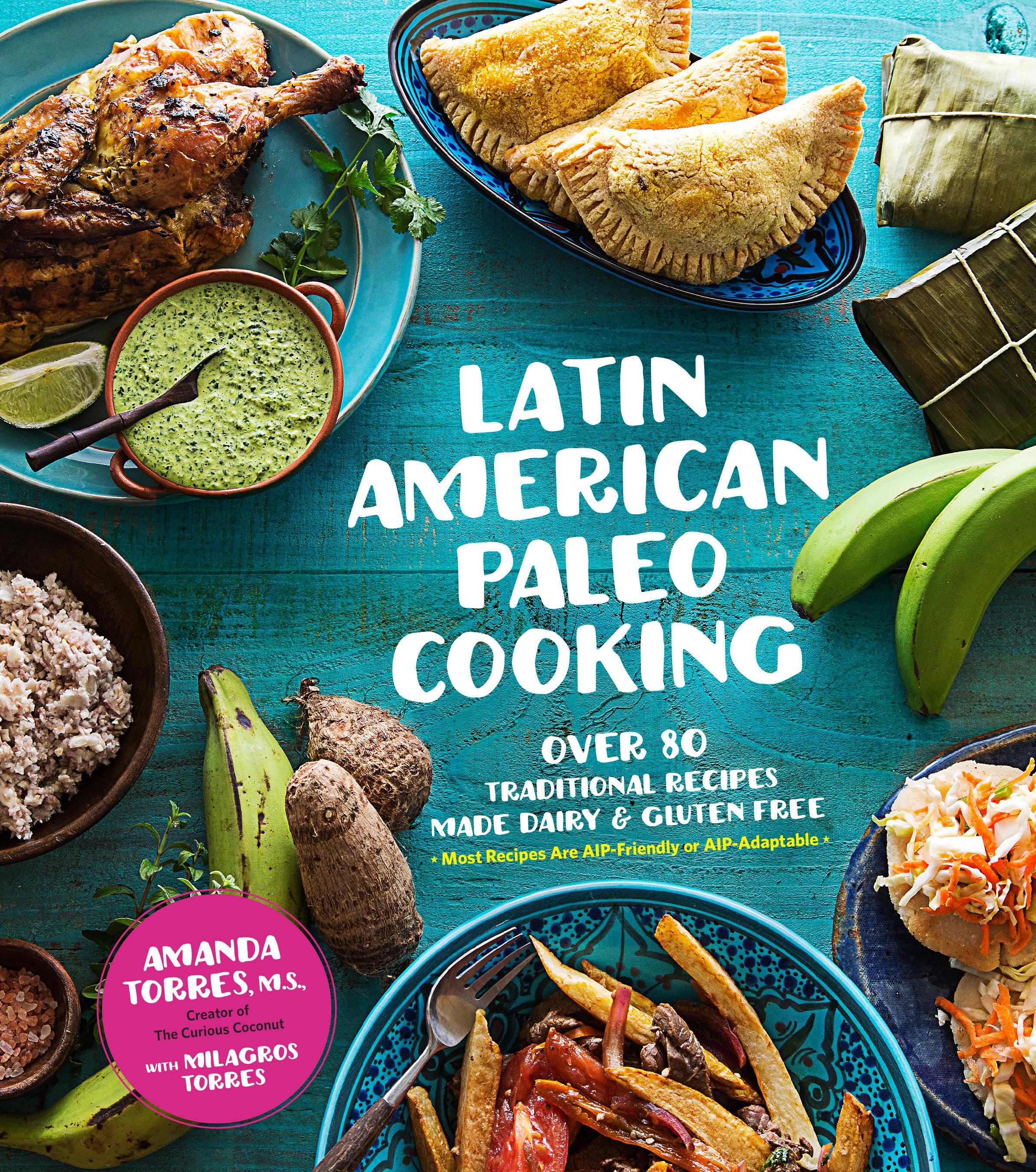Amanda's amazing new cookbook!
