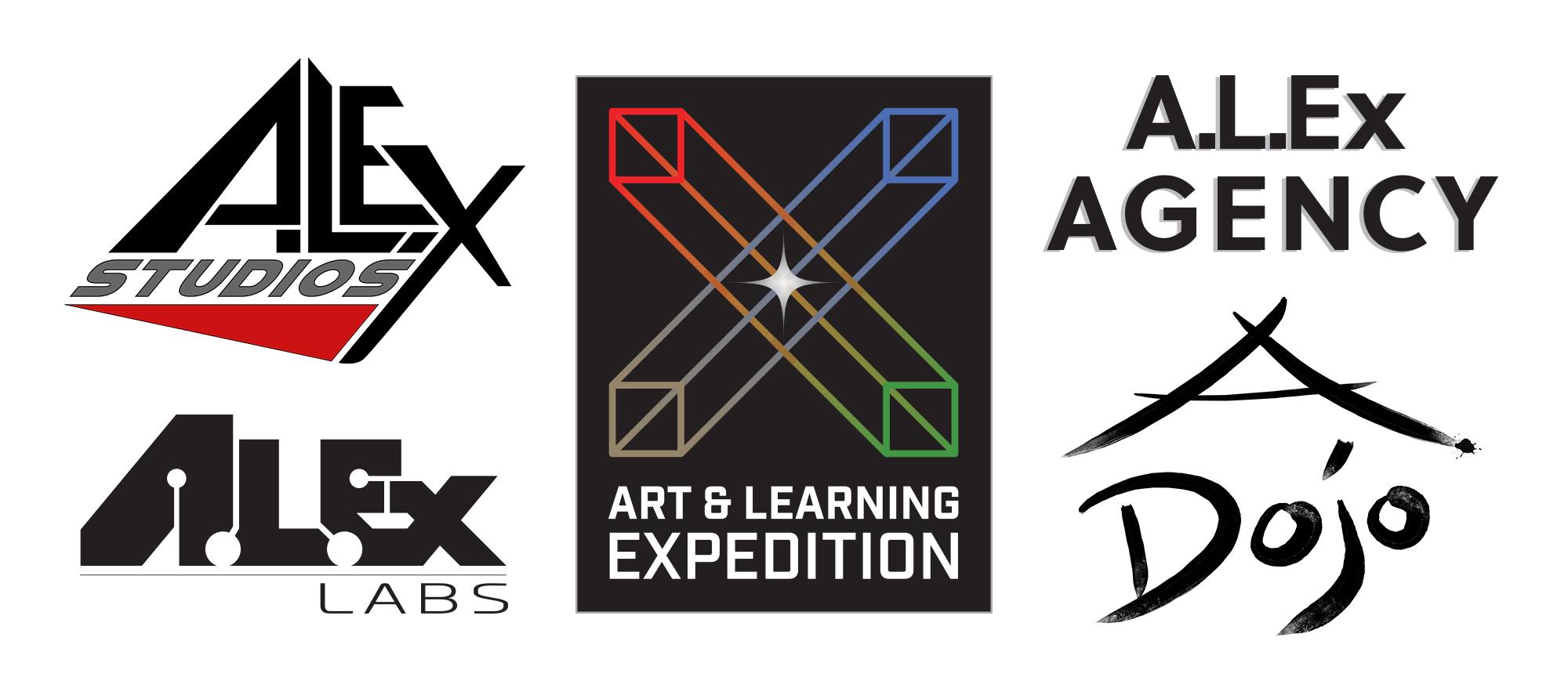 A.L.Ex.logos.jpg
