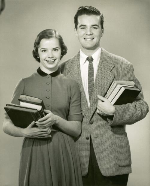Lewis Sydney & Rose Shaw C. 1962