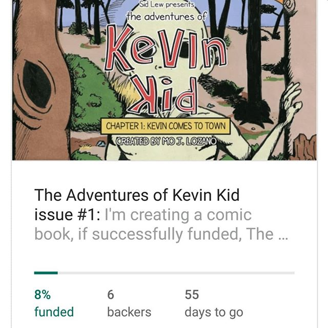 Another day, another backer! Thank you to all the generous backers. There is still plenty of time to support the project though, and lots of rewards. Please show your support anyway you can, even a dollar if you could spare it.