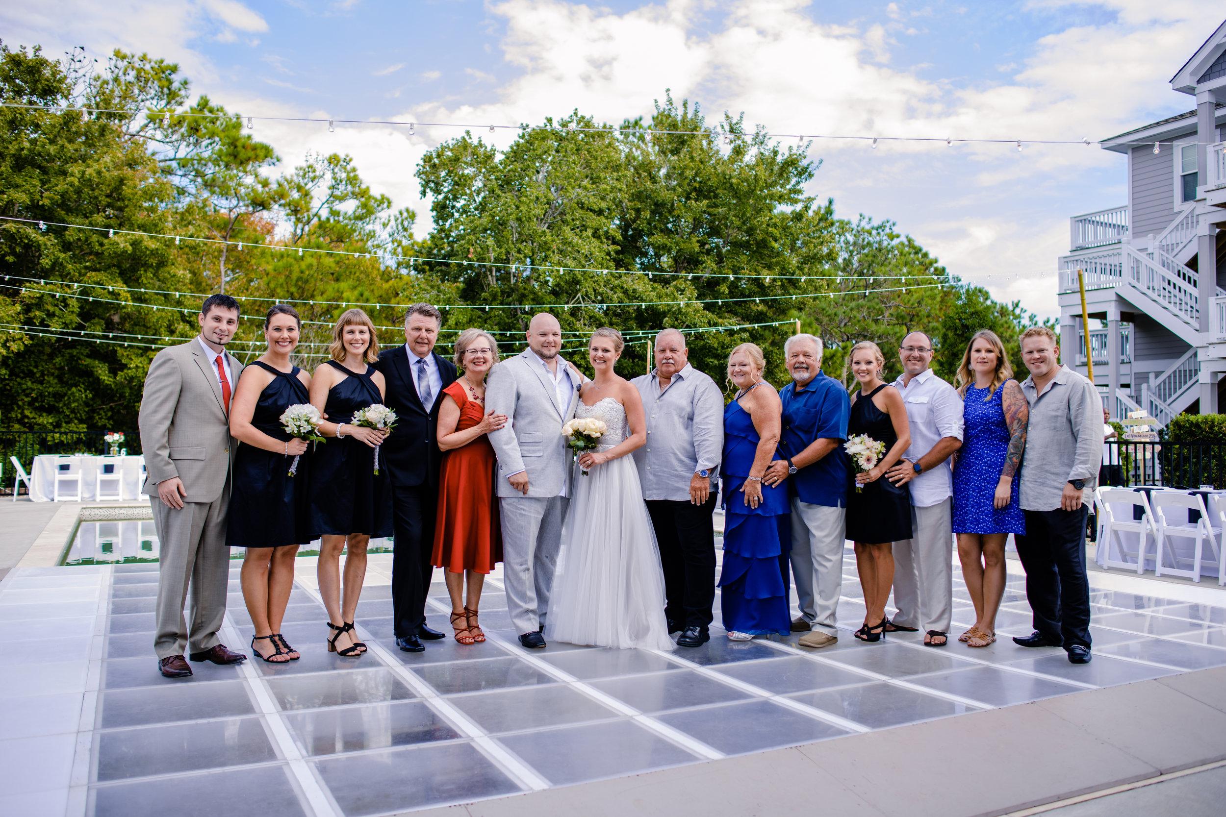 The Black Stallion Wedding - Family