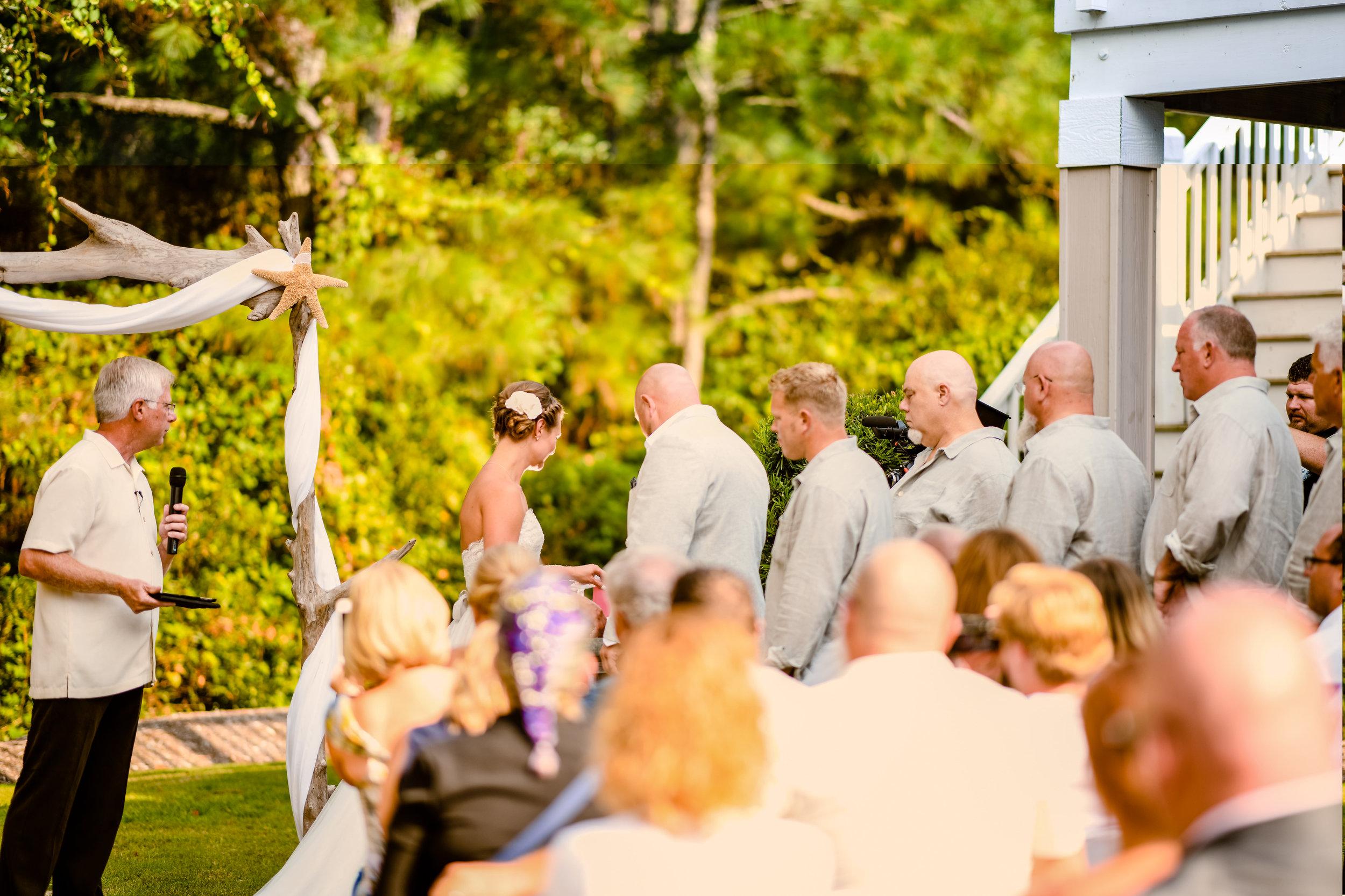 The Black Stallion Wedding - Ceremony