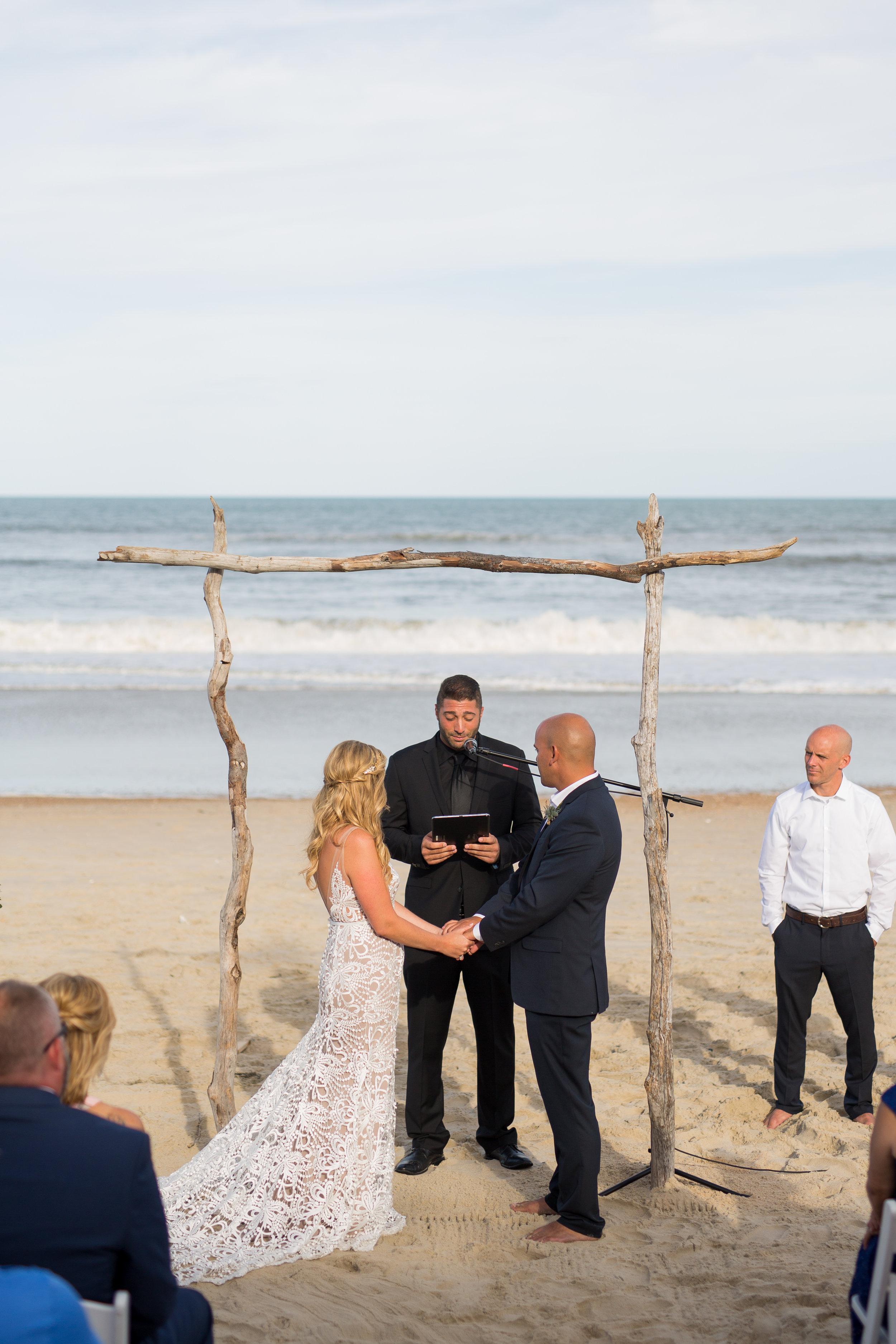 The Black Stallion - Beach Ceremony