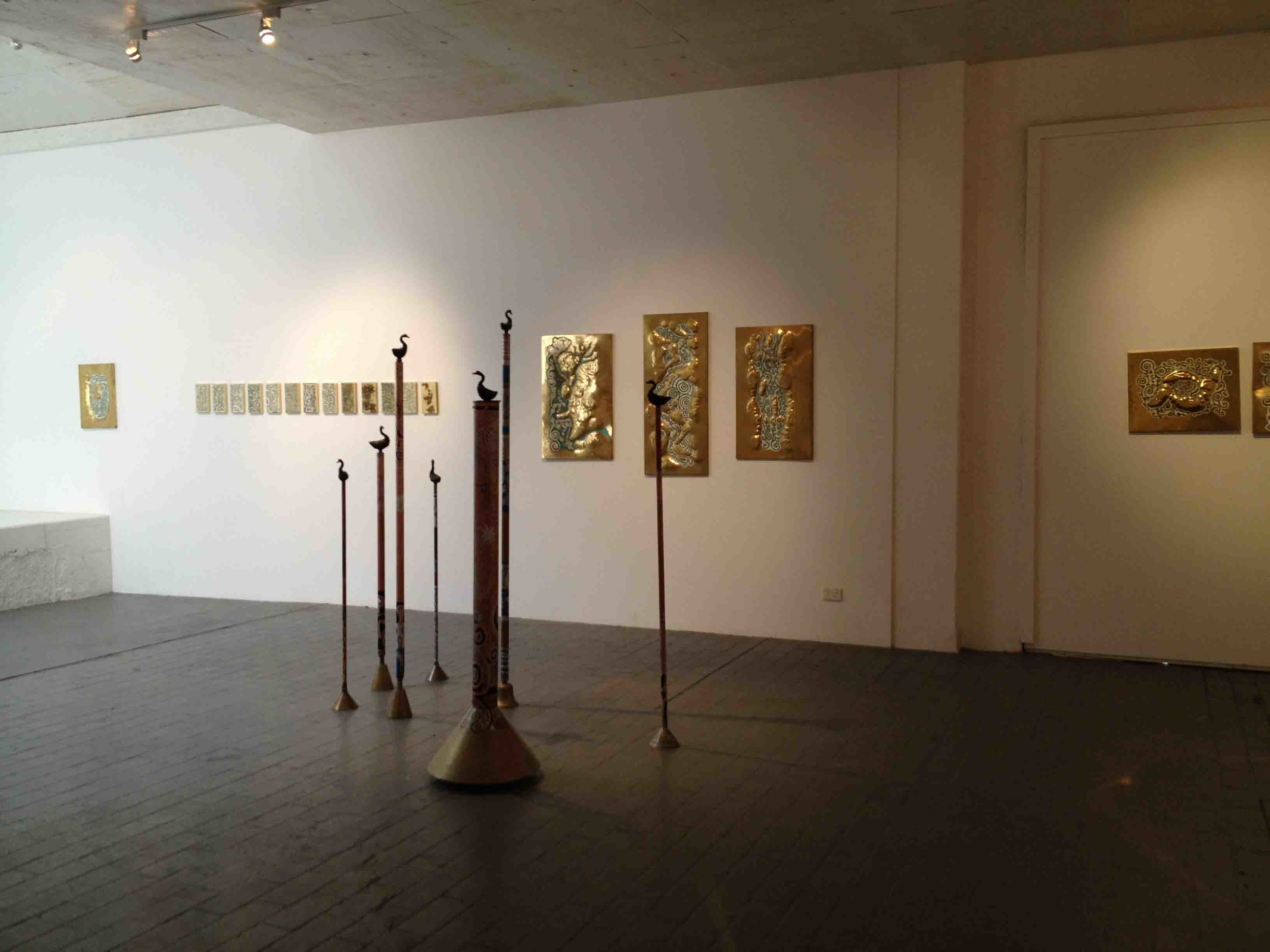 'Warrnambool'  Stockroom Gallery Kyneton 2013