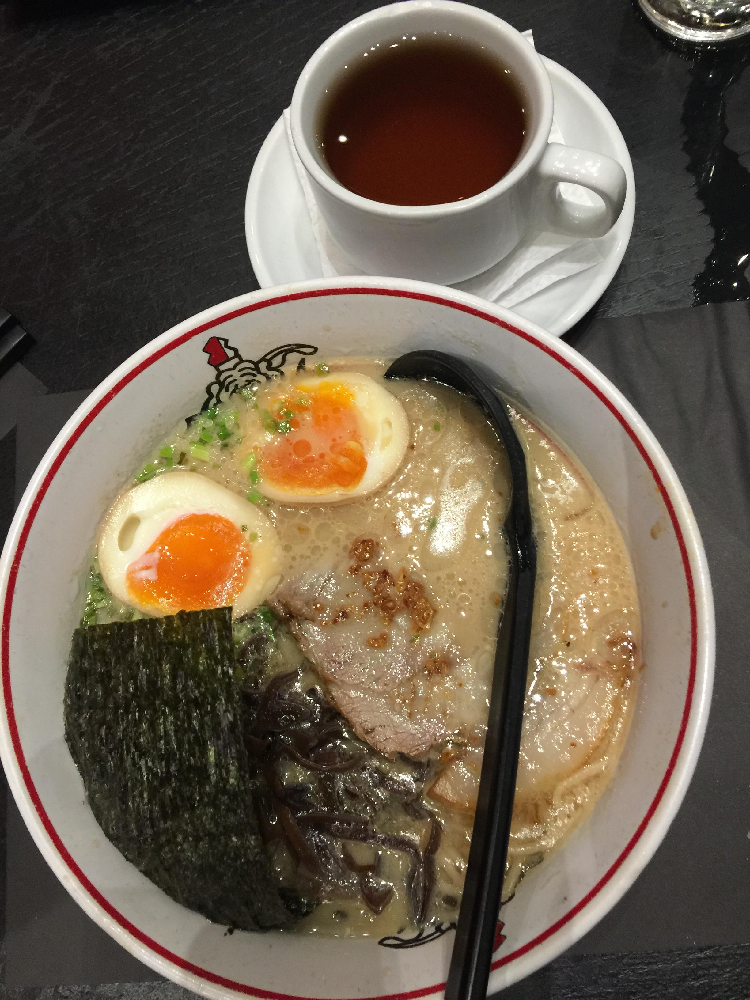Ajitama Tonkotsu from  Ikkoryu