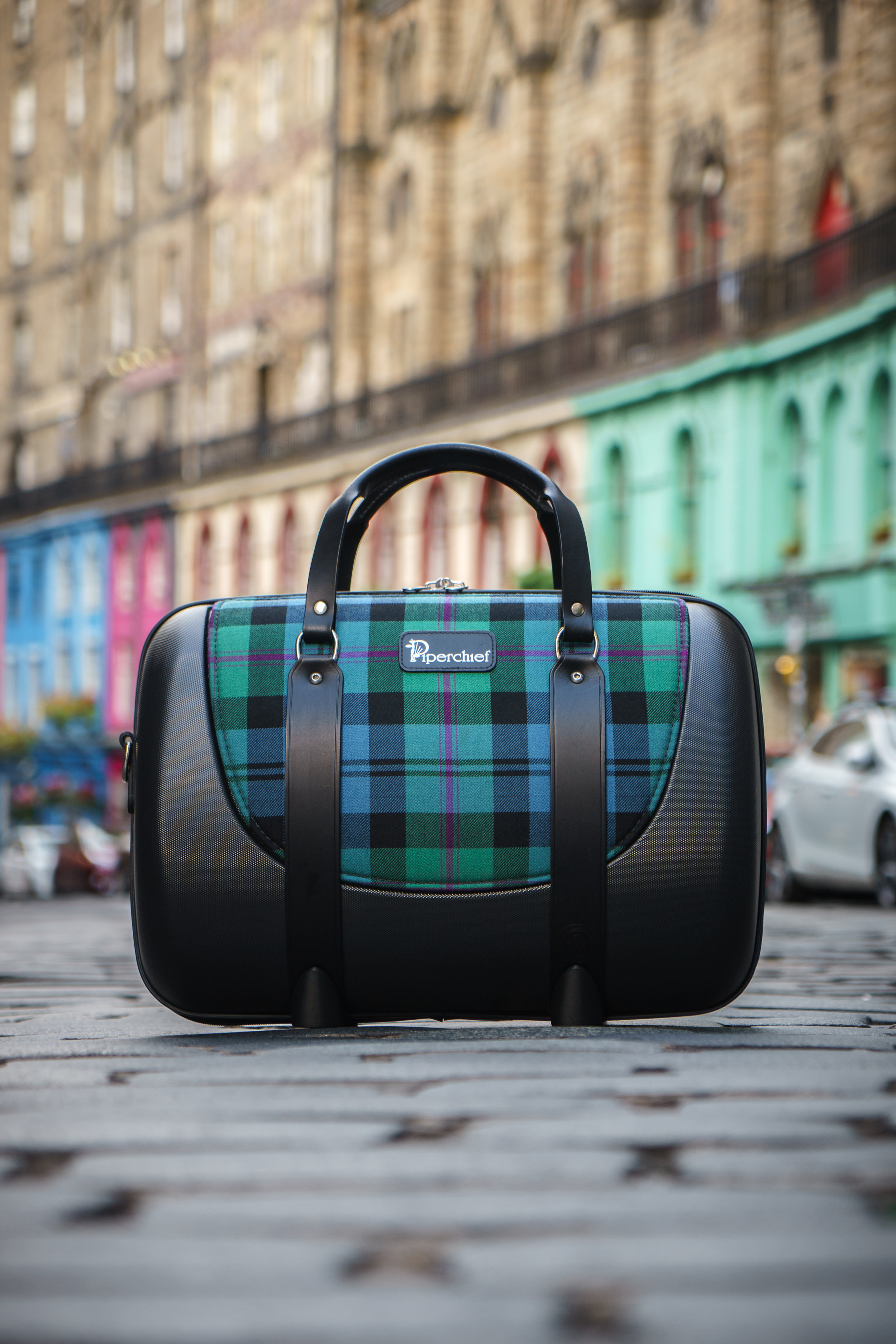 The First Piper - Piperchief has been out travelling the world with The First Piper - Ross OC Jennings