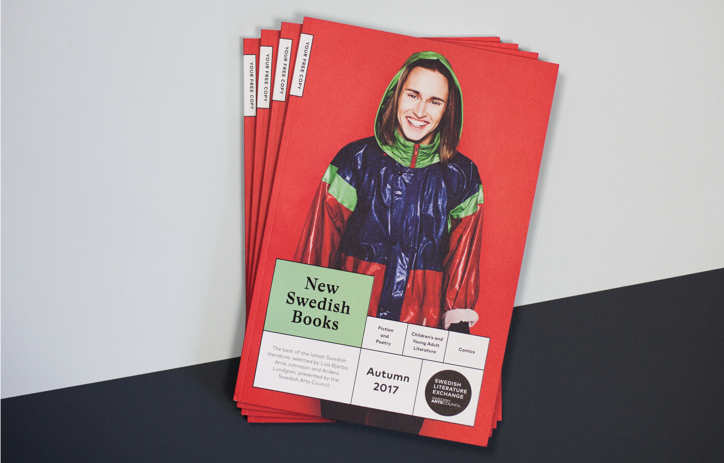New Swedish Books – 17 Autumn