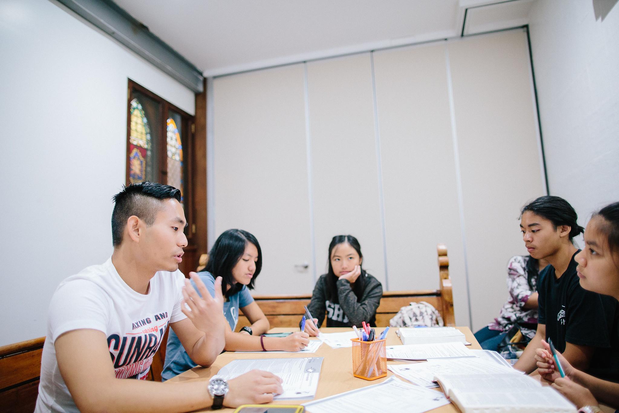 Class Activity - Teaching