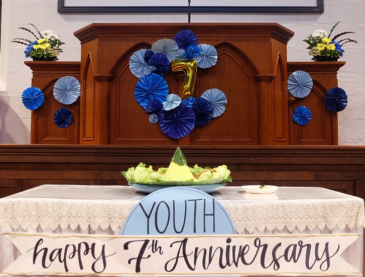 youth the salt - 7th Anniversary