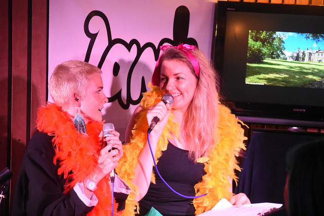 Marion Ette - Number one true crime podcaster from the toyroom -