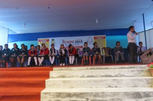 National Students Quality Circles Convention in Nepal 2012