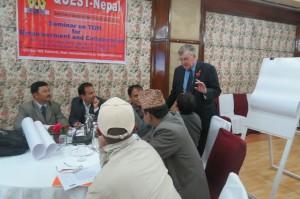 TQM Workshop in Kathmandu 2012