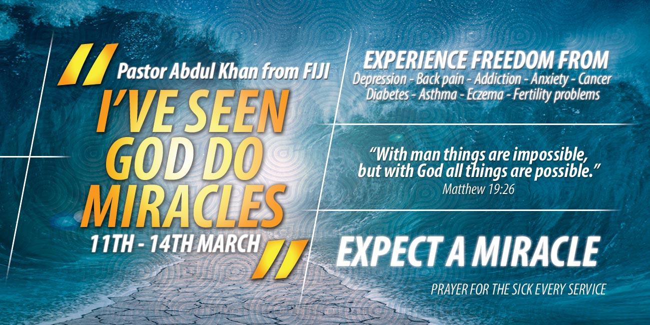 Pr Abdul Khan Revival - March 2018