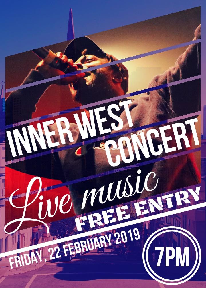 Inner West Concert - February 2019