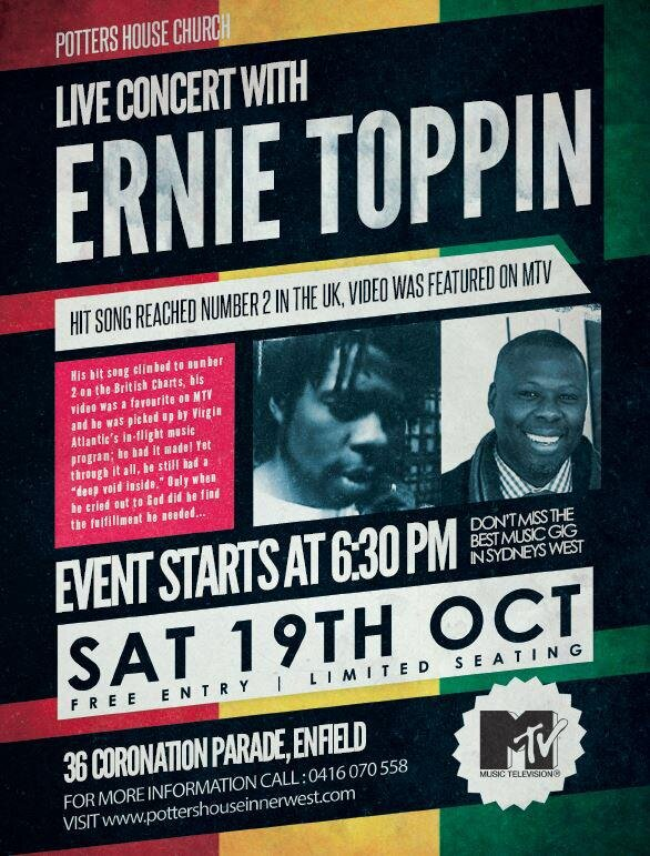 Concert Saturday 19 October 2019