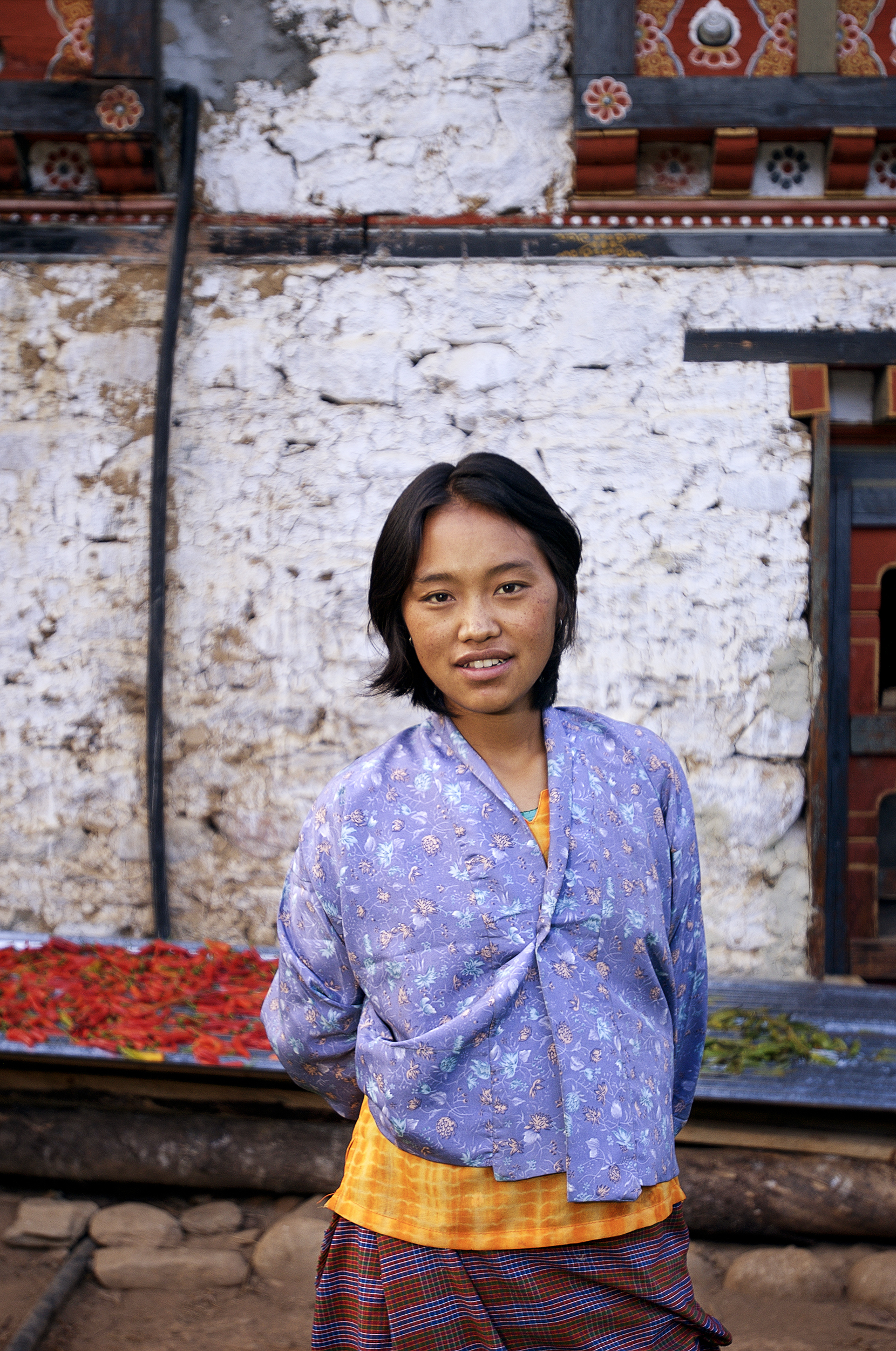 Web_Bhutan 2007_Bauerin in Bhumtang.jpg