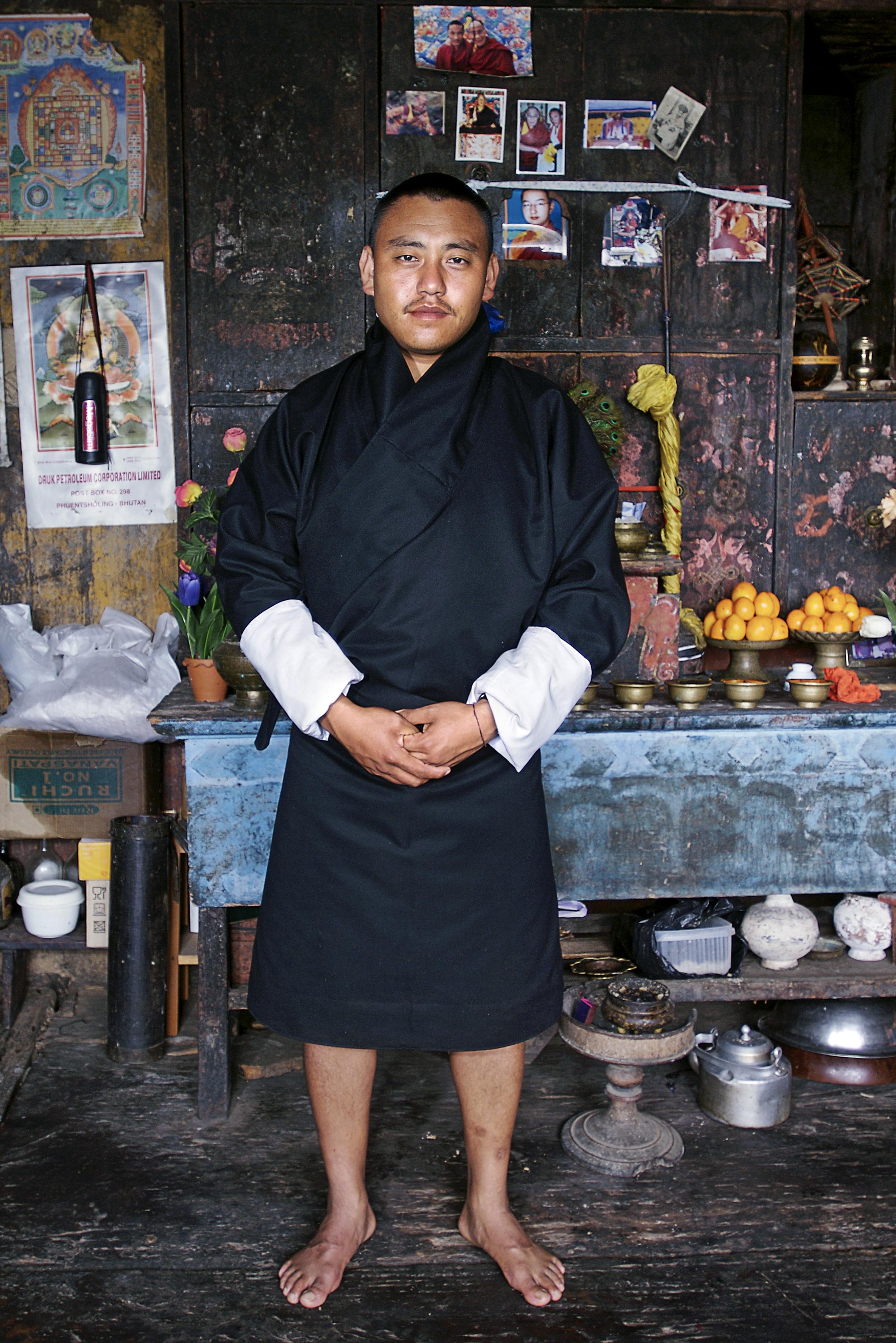 Tshering Penjor    standing for election 09.09.07 Kabji-Thalo, Punakha