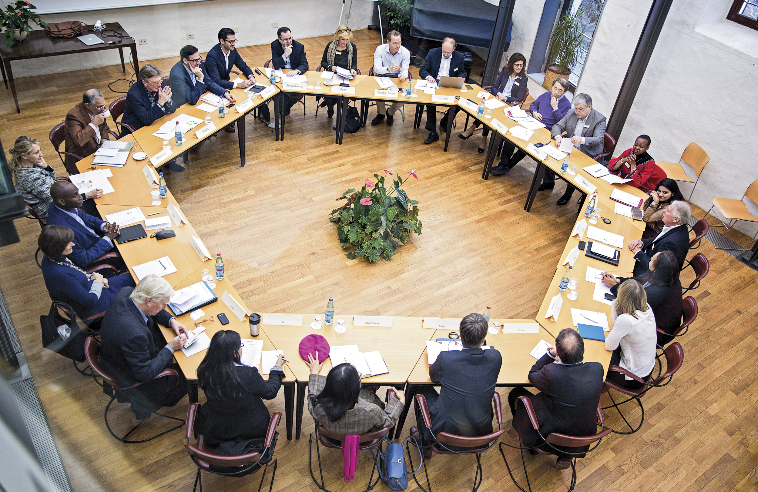 Round Table Discussions_2 GT_Italy_BMW_Foundation_2014_Claudia Leisinger.jpg