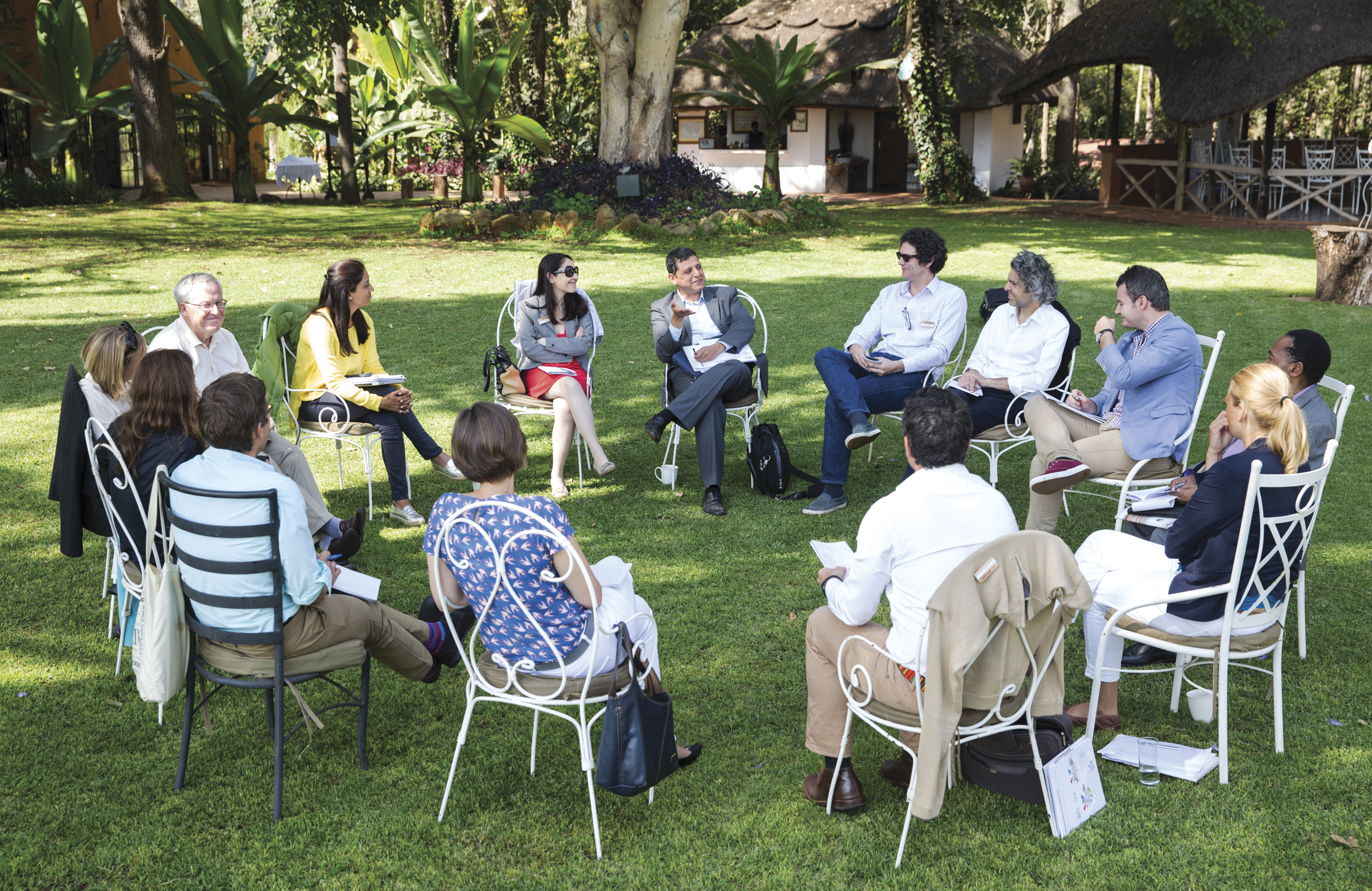 5th Global Table by the BMW-Foundation, Tanzania, 2015_Claudia Leisinger-6.jpg