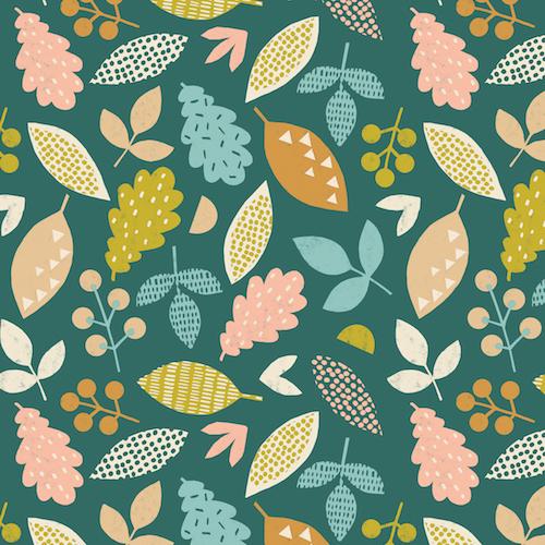 HARV 1282 – Falling Leaves