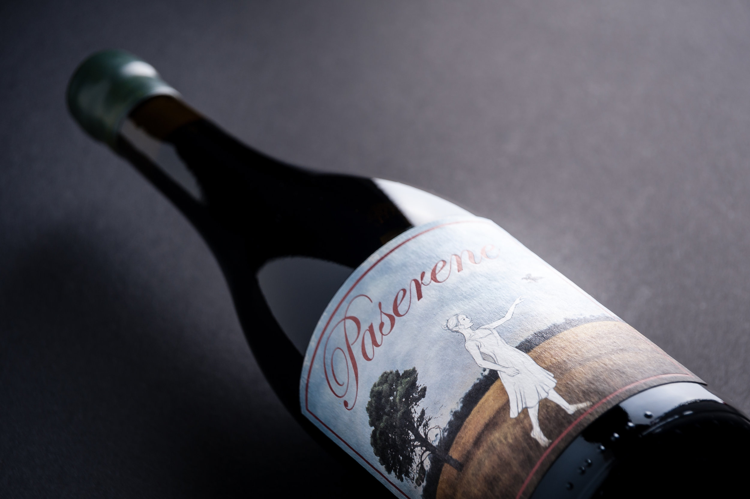 Paserene Union 2016 - 44% Syrah, 34% Carignan and 22% Mourvèdre