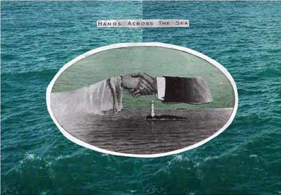 Hands Across The Sea -