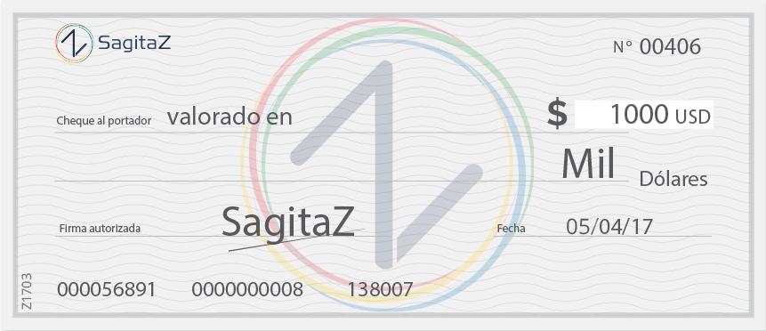 Cheque SagitaZ_1703