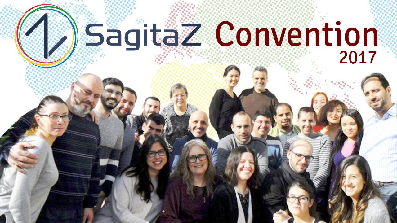 SagitaZ Convention