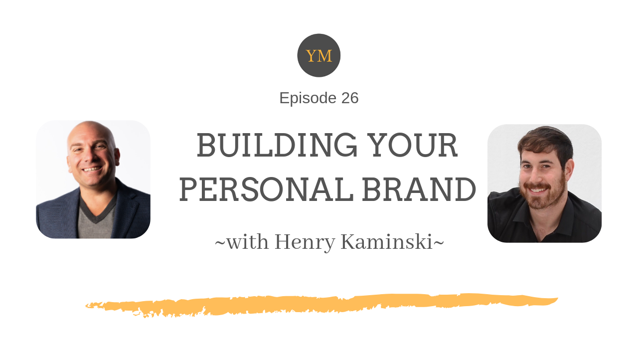 Henry Kaminski on the Yellow Mentality Podcast with Mendy Dubov