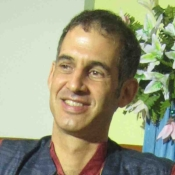 Jordyn Steig  Indophile anthropologist and educator