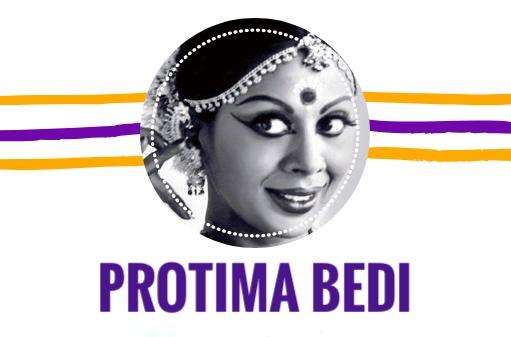 1974: Protima Bedi runs naked down Juhu Beach