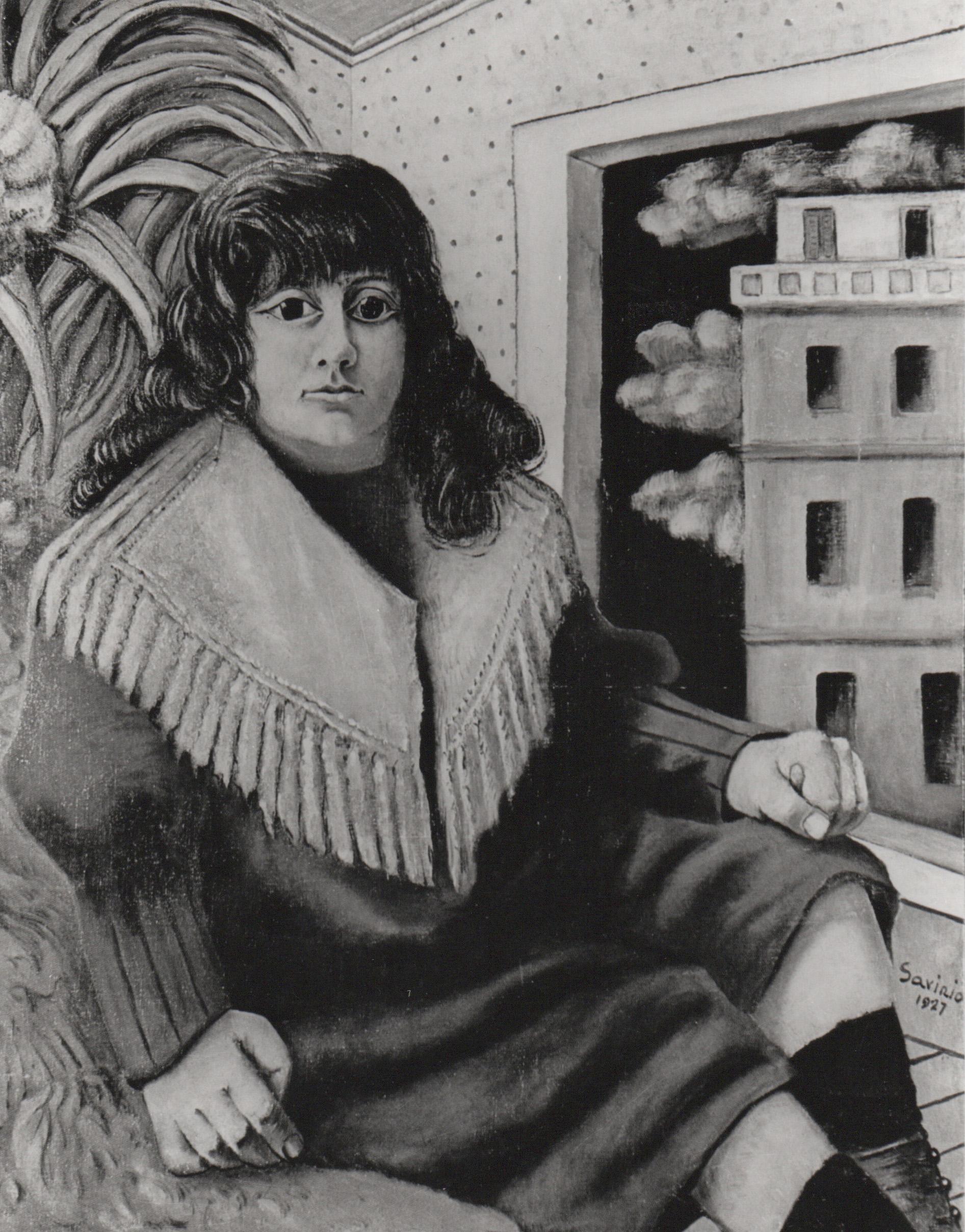 1927, 6, p.32, Autoritratto.jpg