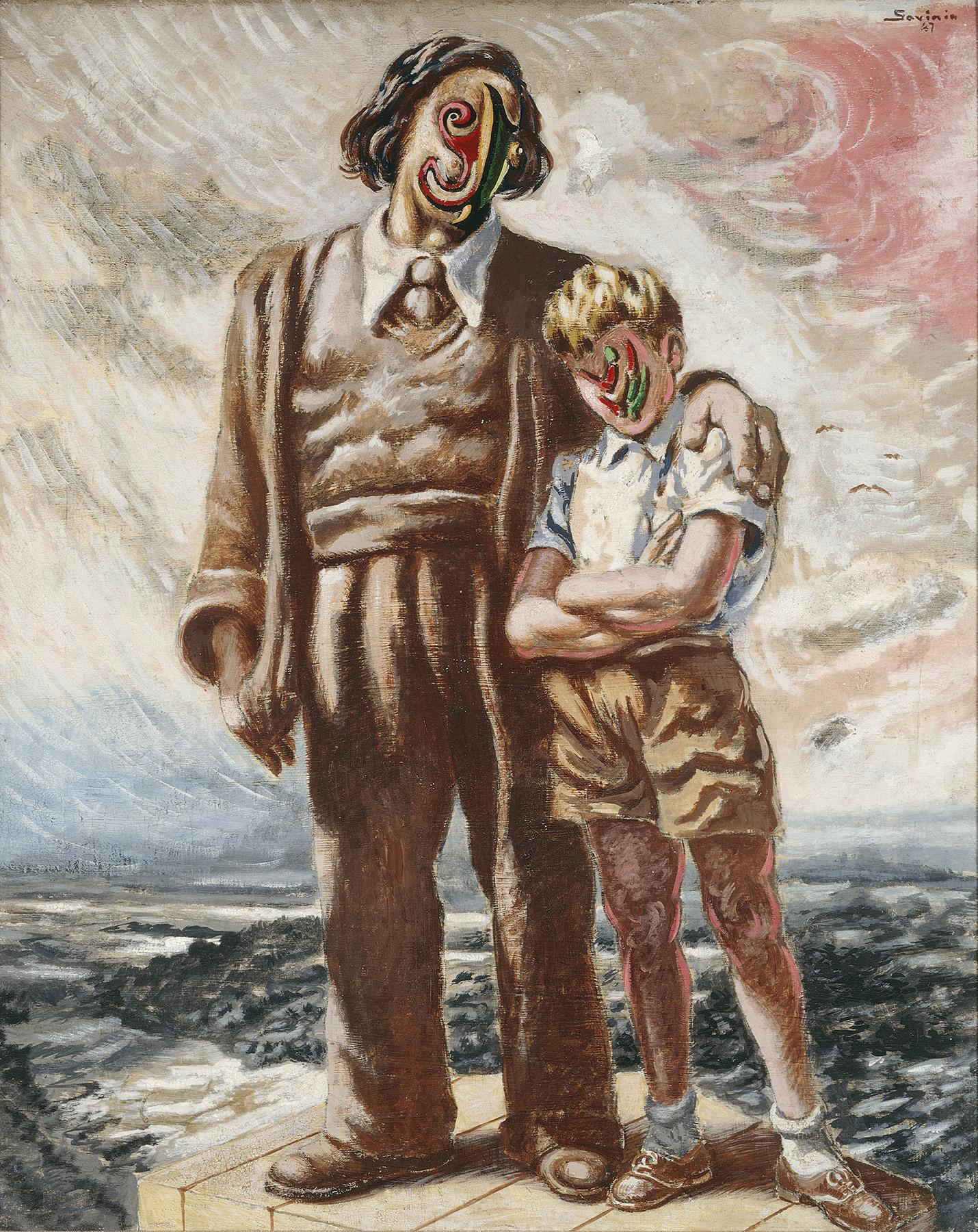 1947, 11, p.188, Padre e figlio .jpg