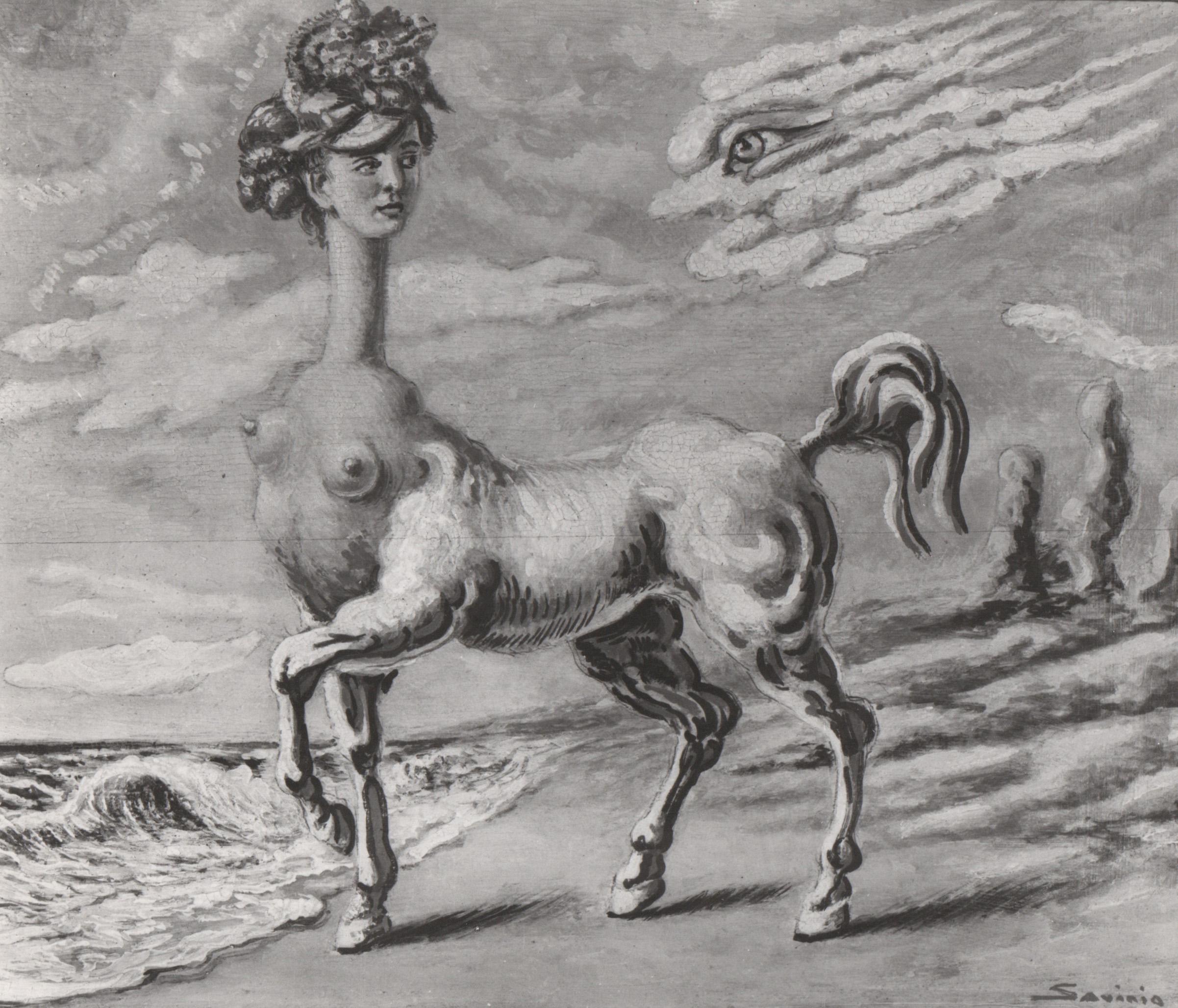 1945, 1, p.176, Mademoiselle Centaure.jpg