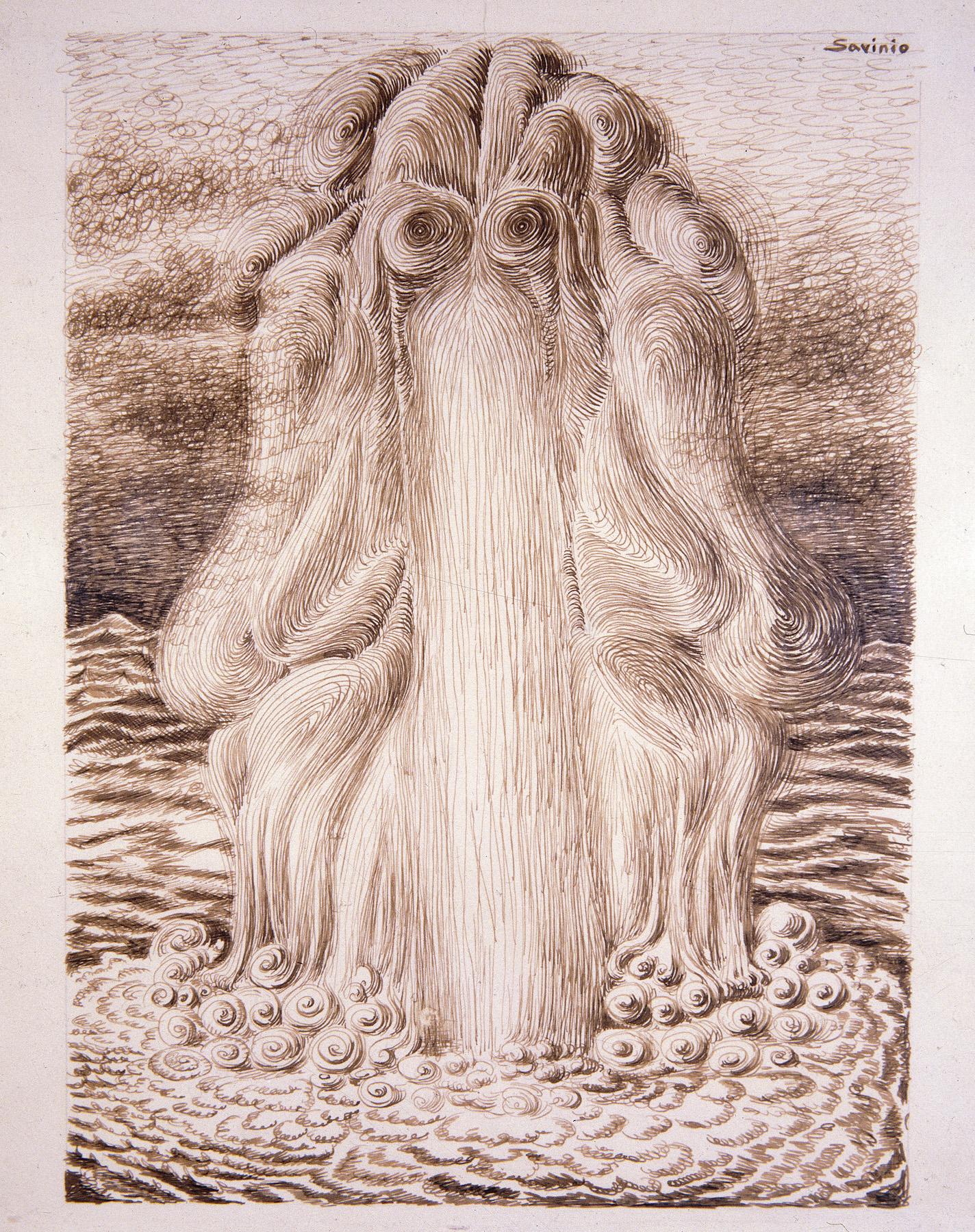 1942, 8, p.305, Il Signor Mare o Oceano.jpg