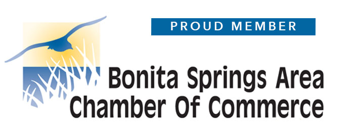 Logo image: Joe the Home Pro is a Proud Member of the Bonita Springs Area Chamber of Commerce.
