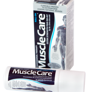MuscleCare 3oz Roll-On   $19.99 + hst