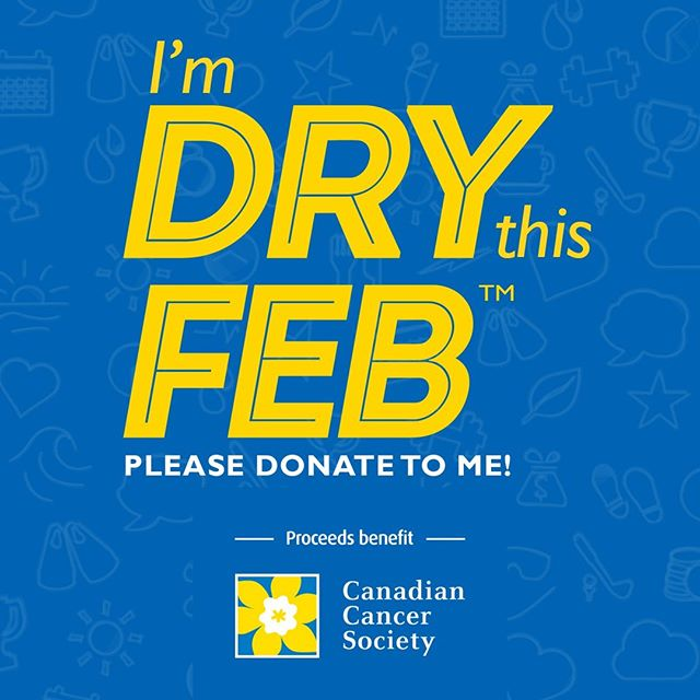 "We are sending out The Dry February challenge to our patients, friends and @cffhp @thejawcentre team members! While we do practice ""everything in moderation"", this month we feel really good about supporting this initiative to go alcohol-free in February and raise funds for the Canadian Cancer Society @cancersociety.  It is the shortest month, right guys? Join us! #dryfebruary #dryfebruarychallenge #canadiancancersociety #challenge #cancer #kickcancersbutt #cancersucks #justdoit #cffhp #health #chiro #physio #massage #toronto #canada"
