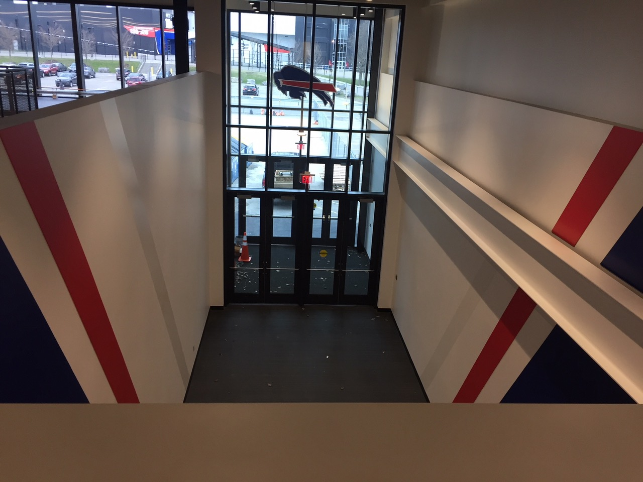 Our Featured Project - Buffalo Bills Ad-Pro Training Center