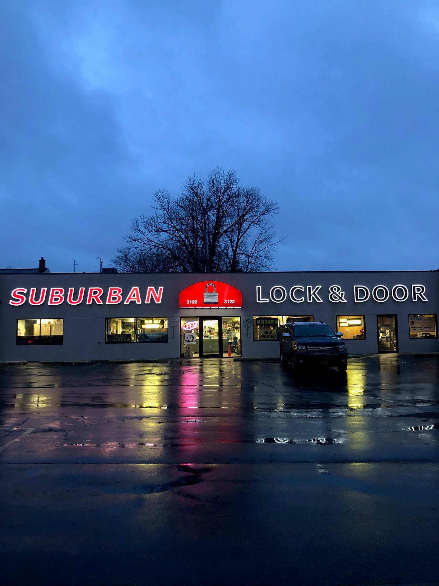 Copy of Suburban Lock After