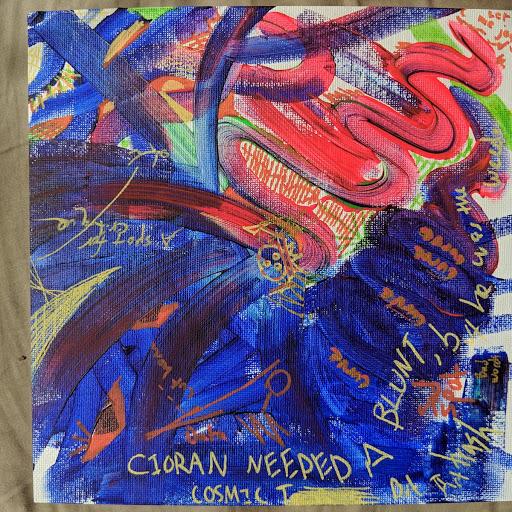 Cioran's critique: Death Spaceship