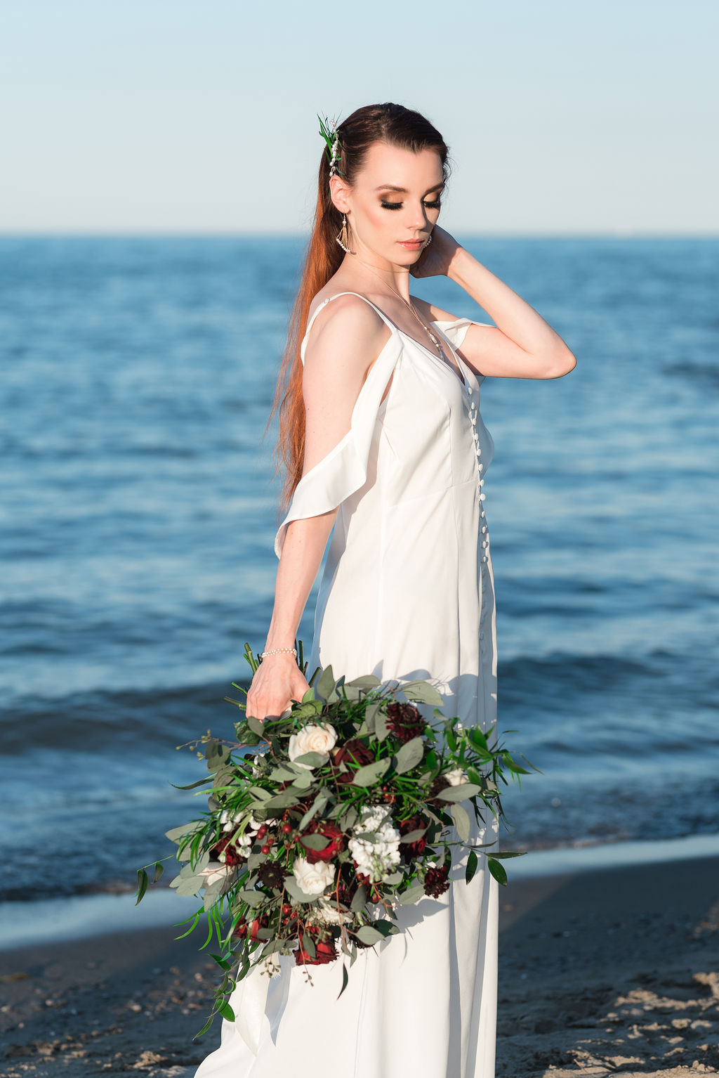 Boho-Chic: Beach Wedding in the City - Historia Wedding and Event Planning