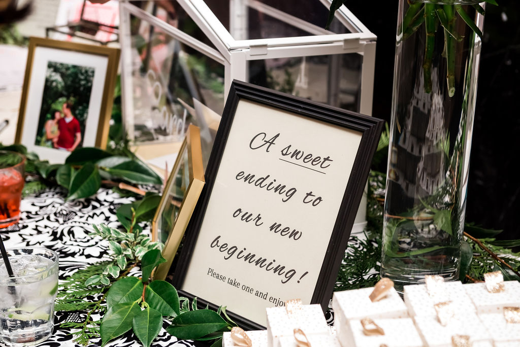 A January Black Tie Cocktail Wedding - Historia Wedding and Event Planning